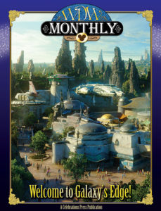 WDW Monthly Issue 1